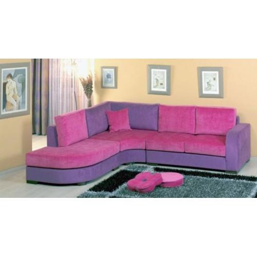 Ροζαλία Γωνιακοί καναπέδες